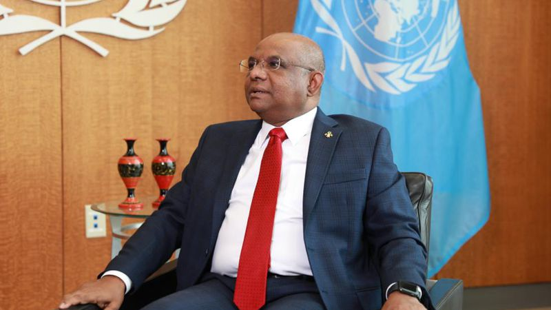 Interview: UNGA president says China plays crucial role in multilateralism