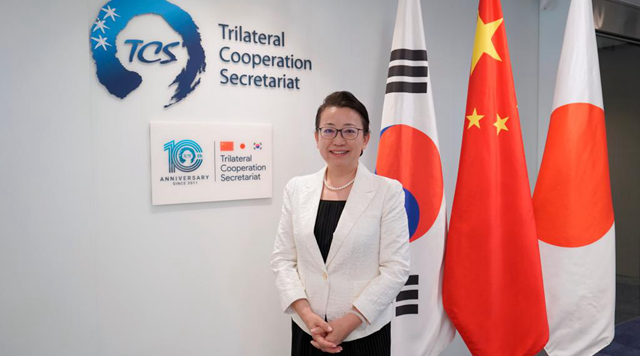 Interview: Series of leaders' meetings on East Asia cooperation inject new impetus into post-pandemic era: TCS secretary-general