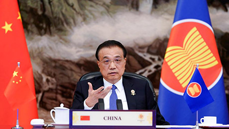Chinese premier proffers four-point proposal on East Asia cooperation