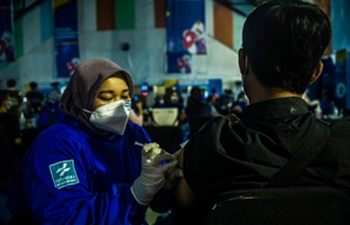 Indonesia reports over 10,000 new COVID-19 cases, 591 more deaths