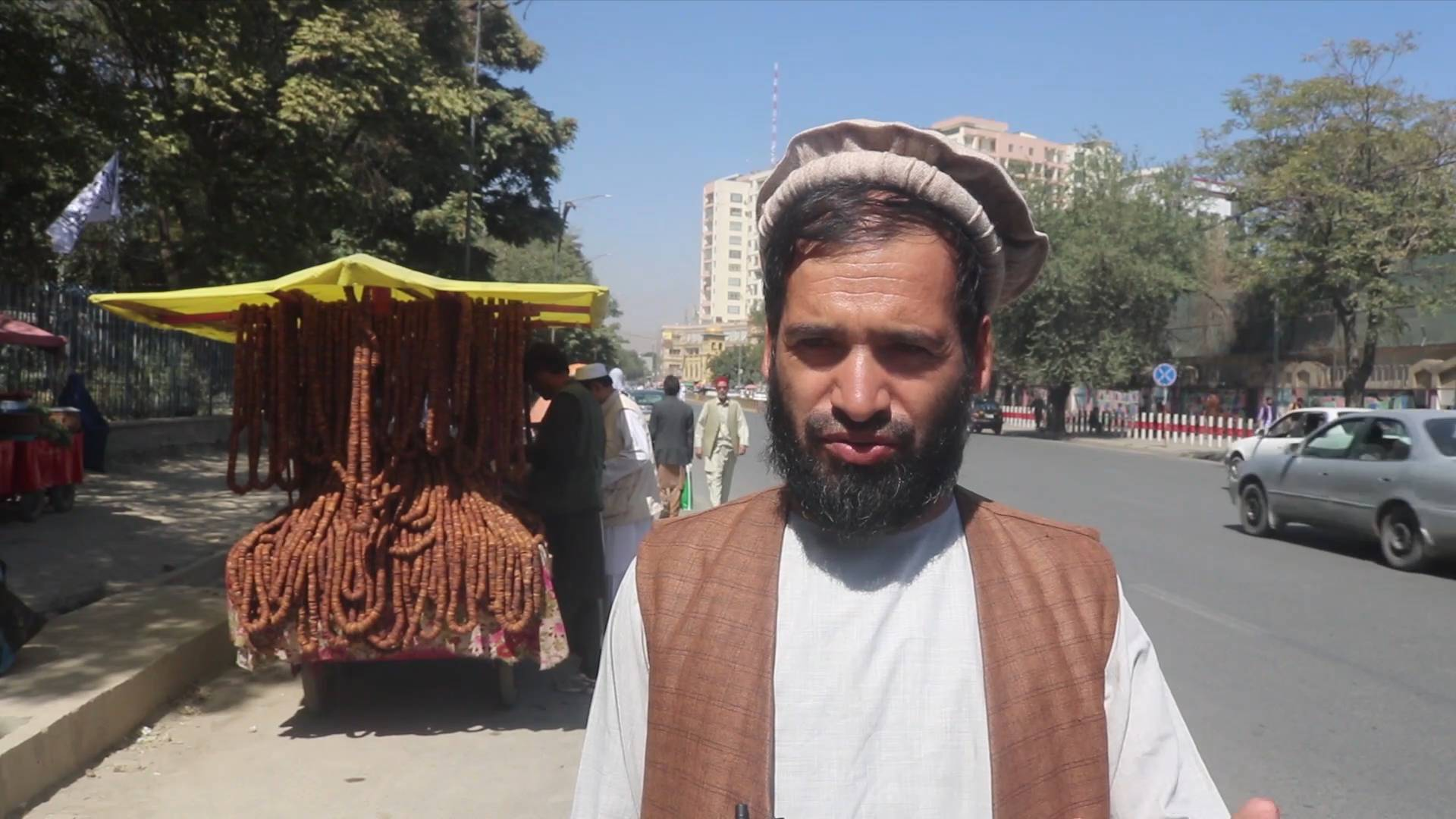 GLOBALink | What do Afghans expect of new government