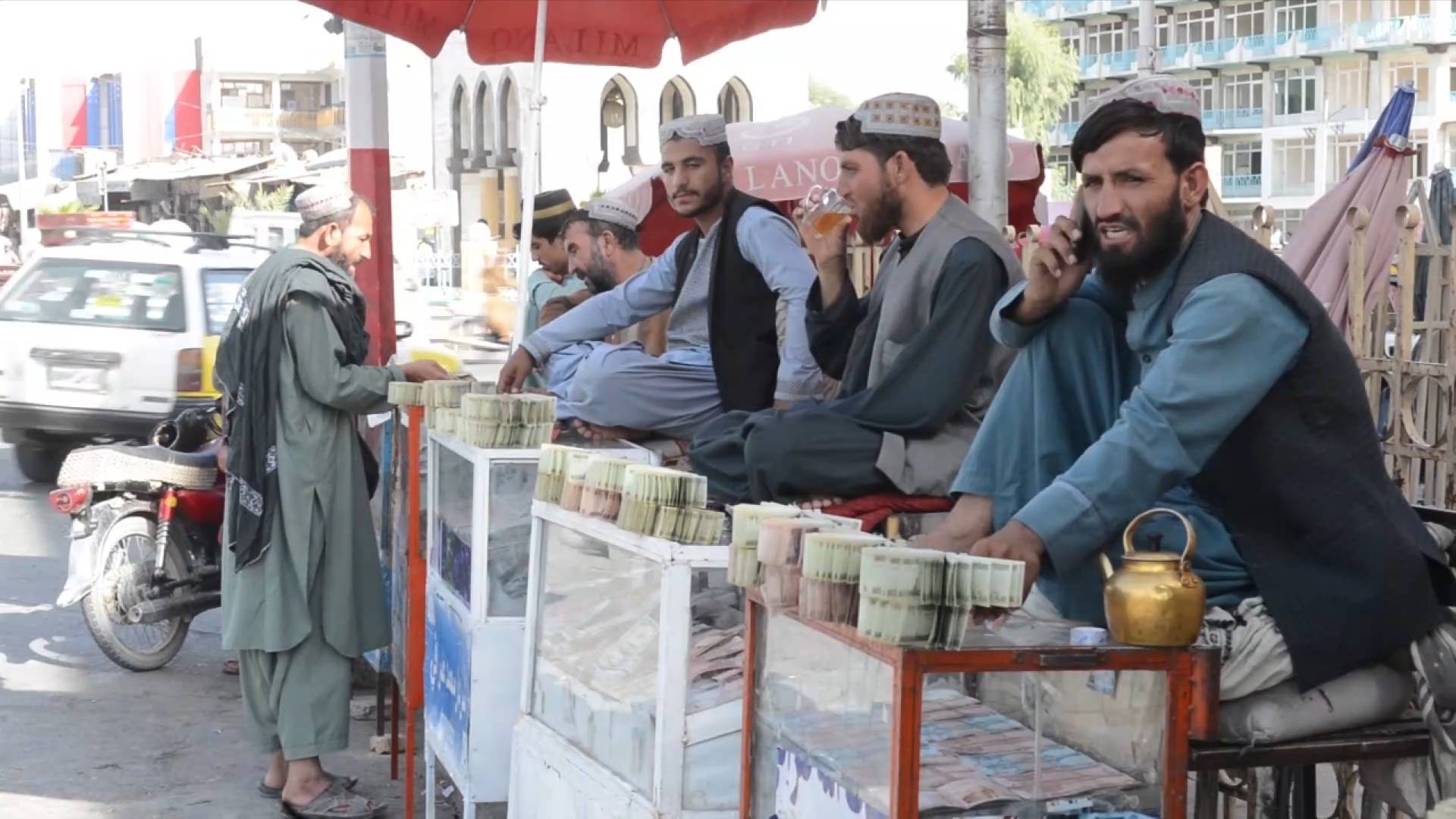GLOBALink  Afghans' view on the country's future one month on from Taliban takeover