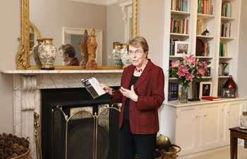First Irish wins Special Book Award of China