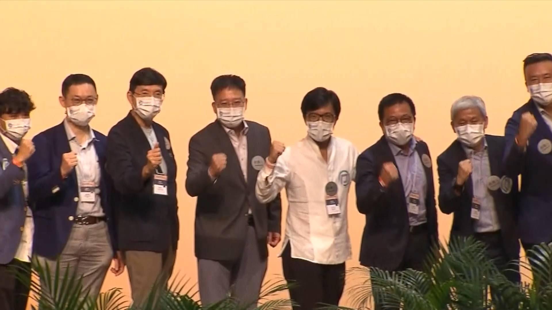 GLOBALink   We must get closer to the people: Hong Kong's Election Committee members
