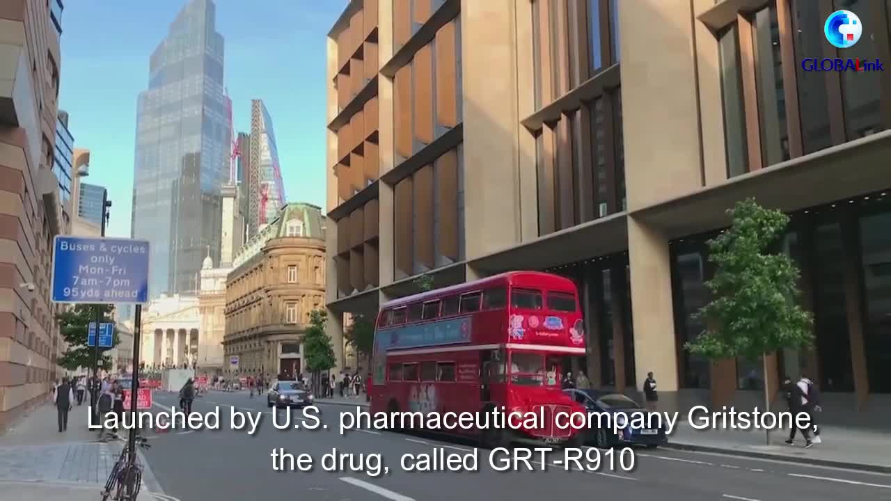 GLOBALink | Trial of multi-variant COVID-19 booster vaccine starts in UK