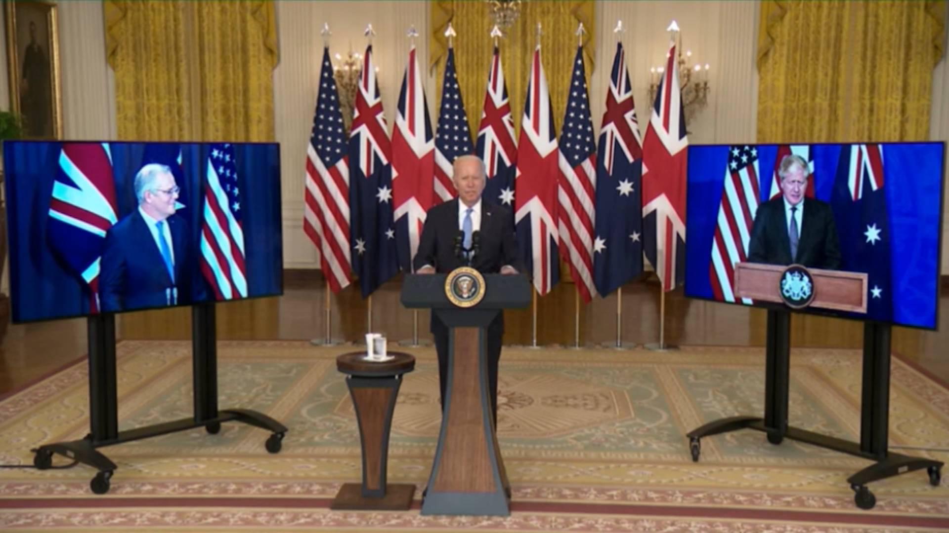 GLOBALink   AUKUS deal triggers concerns