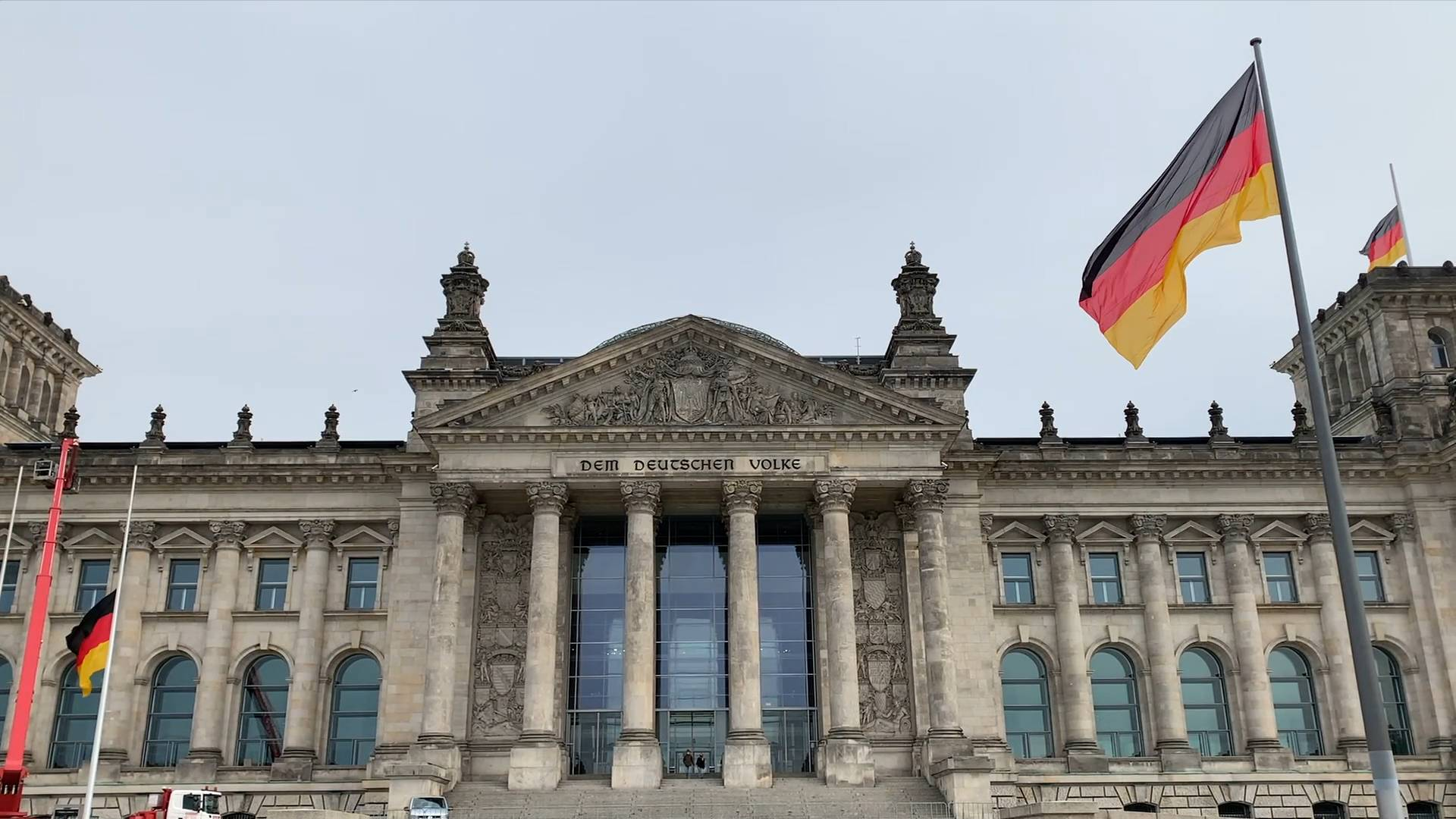 GLOBALink   German election to set new path for post-Merkel era