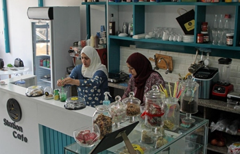 Feature: Palestinian women establish family projects to fight unemployment