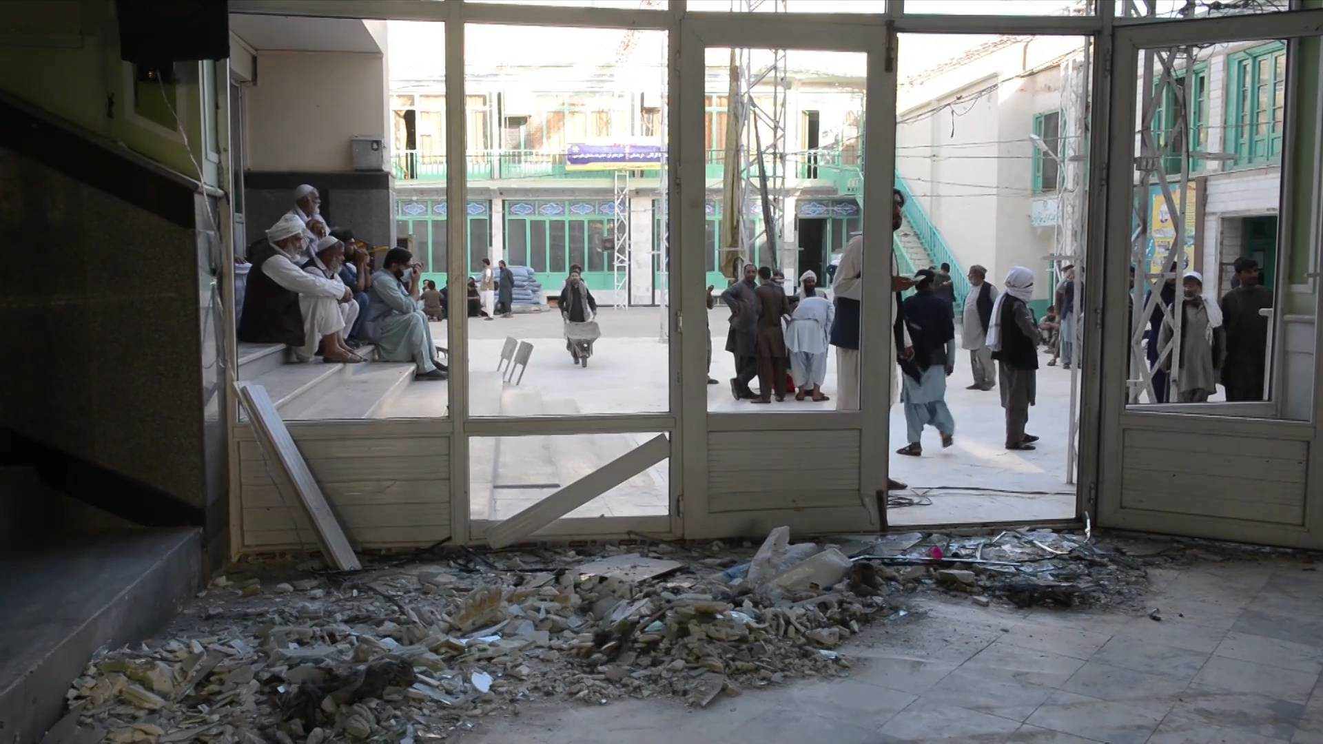 GLOBALink | IS group claims mosque explosions in Afghanistan as death toll soars to 47
