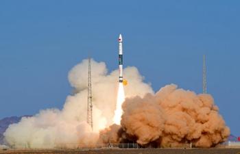 China's Kuaizhou-1A rocket launches satellite