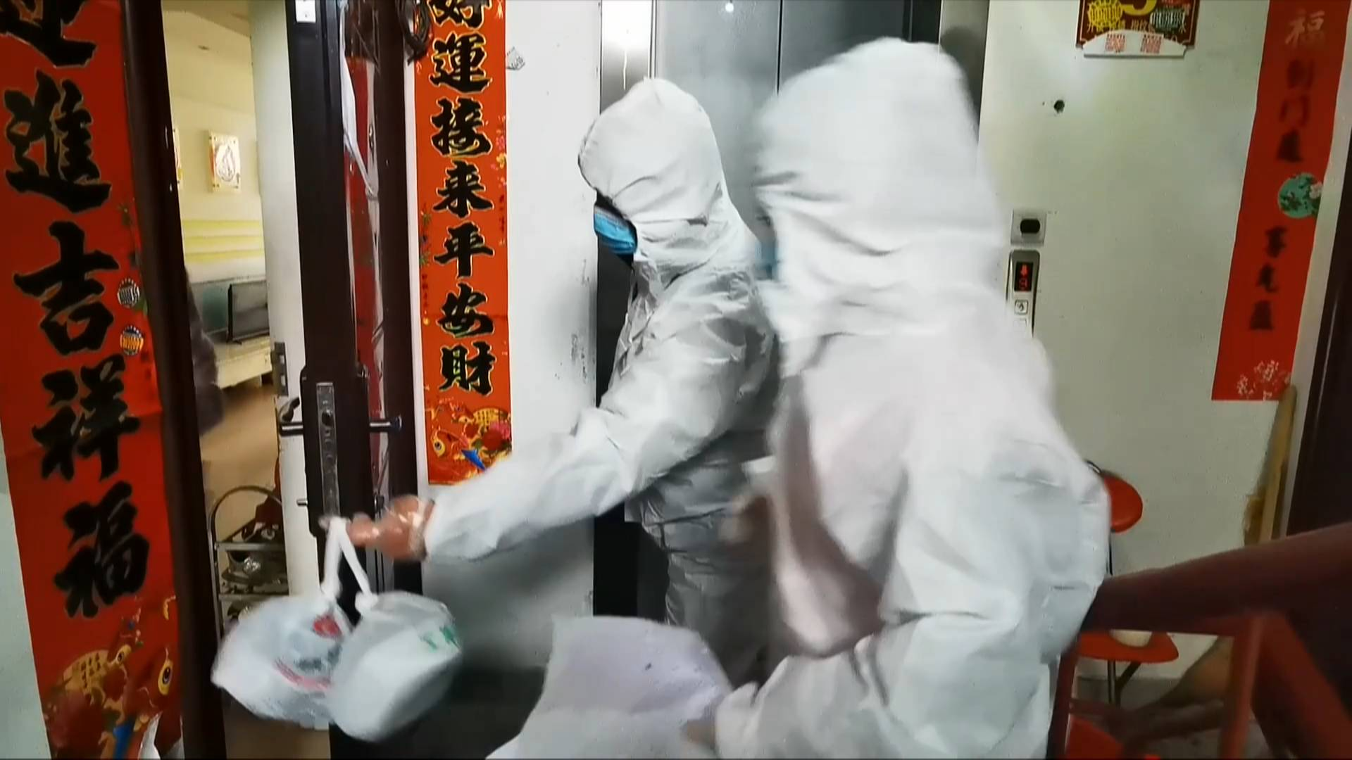 GLOBALink   Central kitchens in Lanzhou, China ensure food supply amid pandemic
