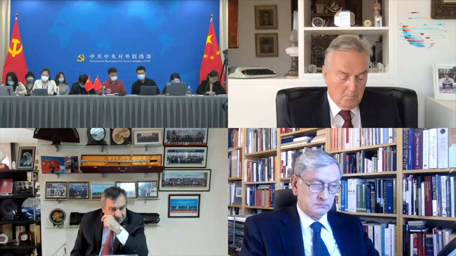 GLOBALink   Former world leaders on China's democracy, Beijing Winter Olympics