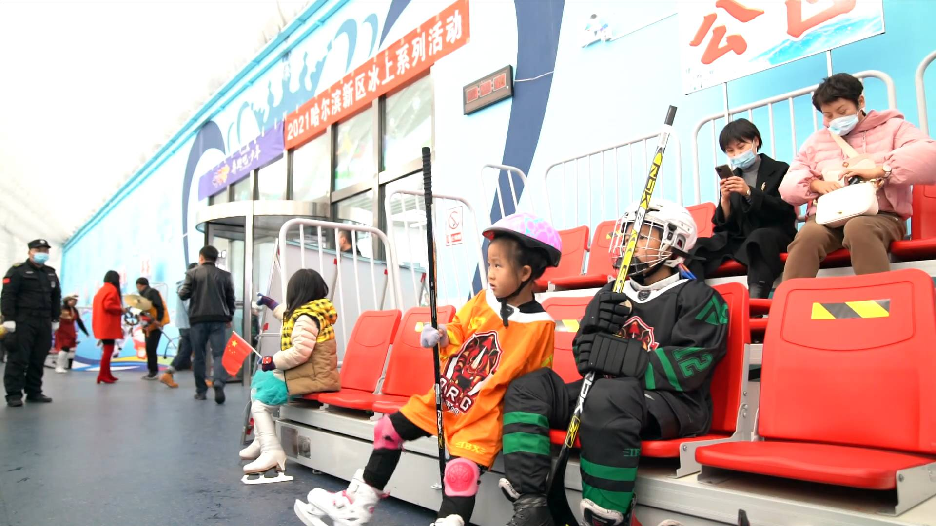 GLOBALink   Beijing Winter Olympics inspire winter sports passion in NE China
