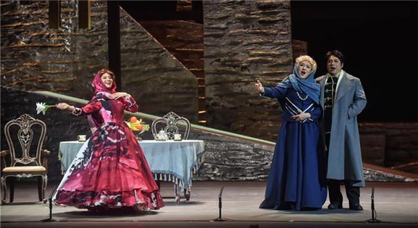 中俄文化交流新實踐:歌劇《復活》在京首演