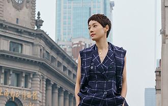 馬伊琍封面大片 盡展上海女孩獨特魅力