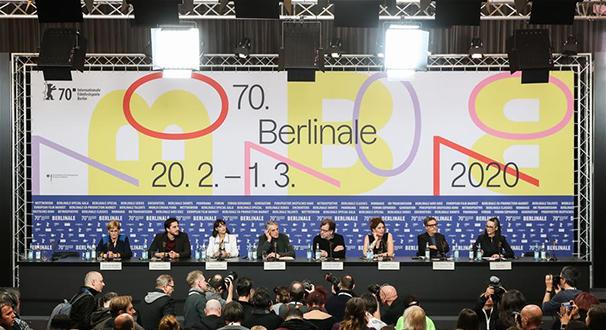 第70屆柏林國際電影節主競賽單元評審團成員亮相