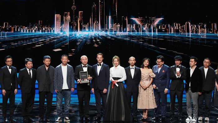 第24屆上海國際電影節金爵獎頒獎典禮舉行