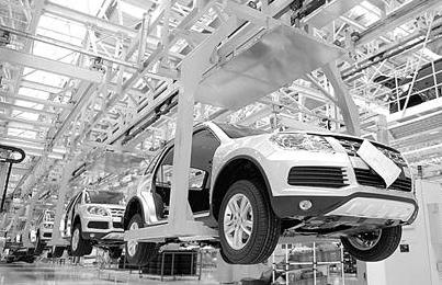 楊忠陽:汽車比增量更重要的是提質