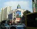 地理國情普查公益宣傳廣告亮相哈爾濱街頭