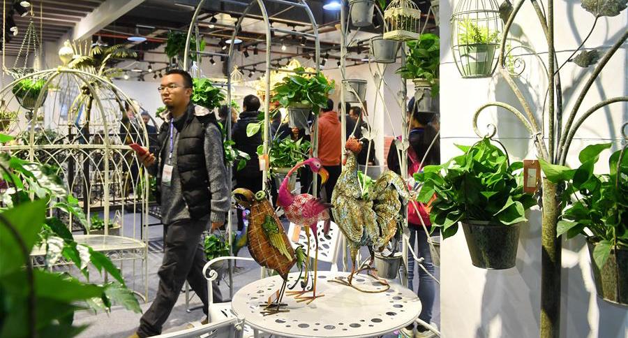 第二屆中國(安溪)家居工藝文化博覽會在福建舉行