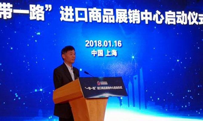 """上海打造""""6+365""""""""展覽+貿易""""平臺"""