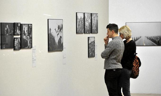 第60屆荷賽獲獎作品展在波蘭托倫舉行
