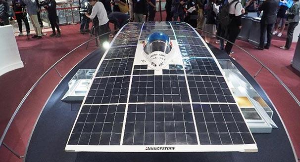 """香港舉辦""""太陽能車驅動未來""""專題展覽"""