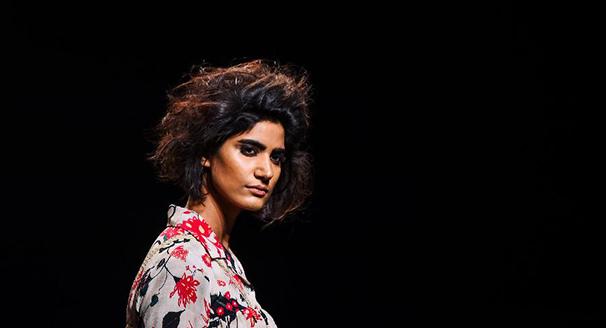 印度時裝周——設計師亞伯拉罕與塔科爾時裝秀