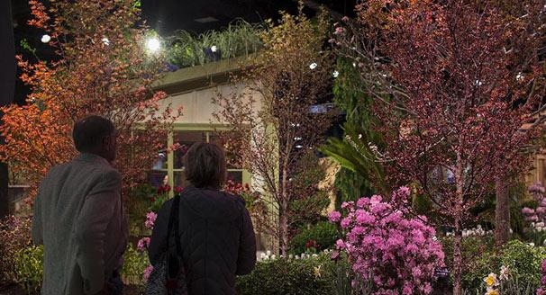波士頓園藝花卉展