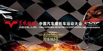 中國汽車摩托車運動大會