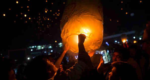緬甸:繽紛奪目點燈節