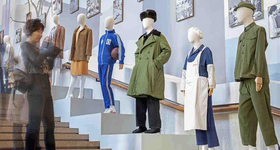 """""""偉大的變革——慶祝改革開放40周年大型展覽""""觀者如雲"""