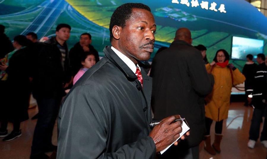 中國,未來可期——非洲使團參觀慶祝改革開放40周年大型展覽