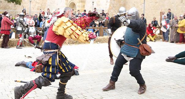 馬耳他舉行姆迪納中世紀文化節