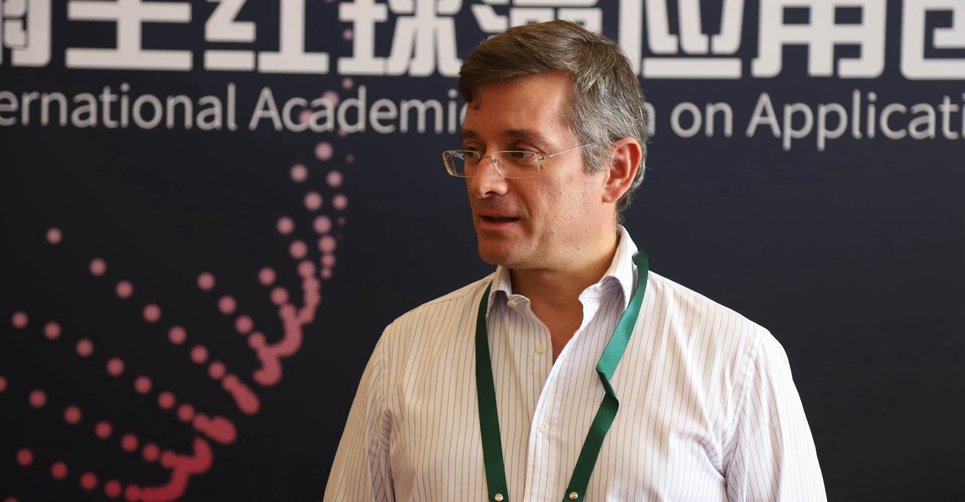 欧洲藻类生物量协会EABA负责人VitorVerdelho Vieira教授接受采访