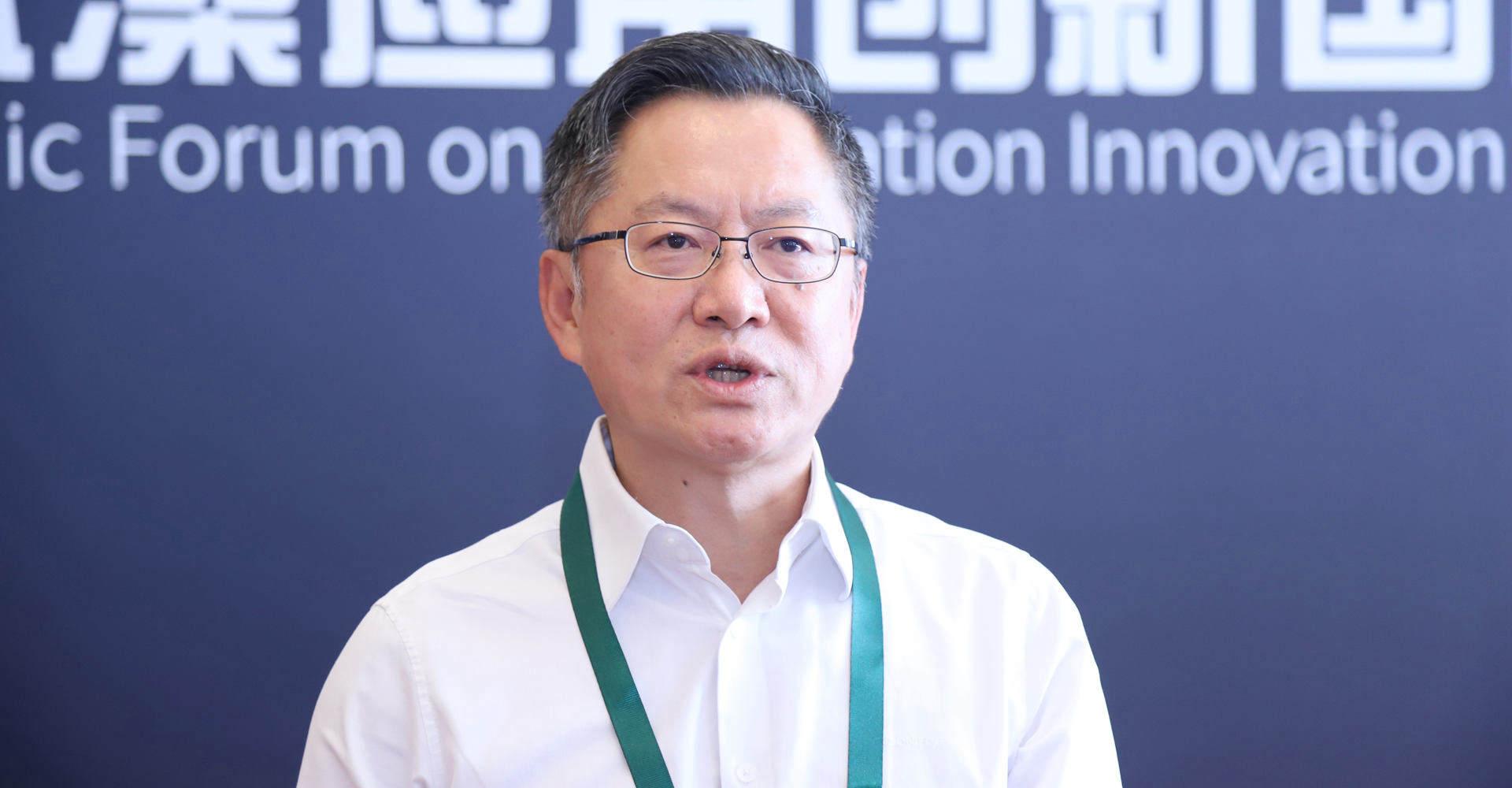 国际食品科学院院士、深圳大学高等研究院院长陈峰教授接受采访