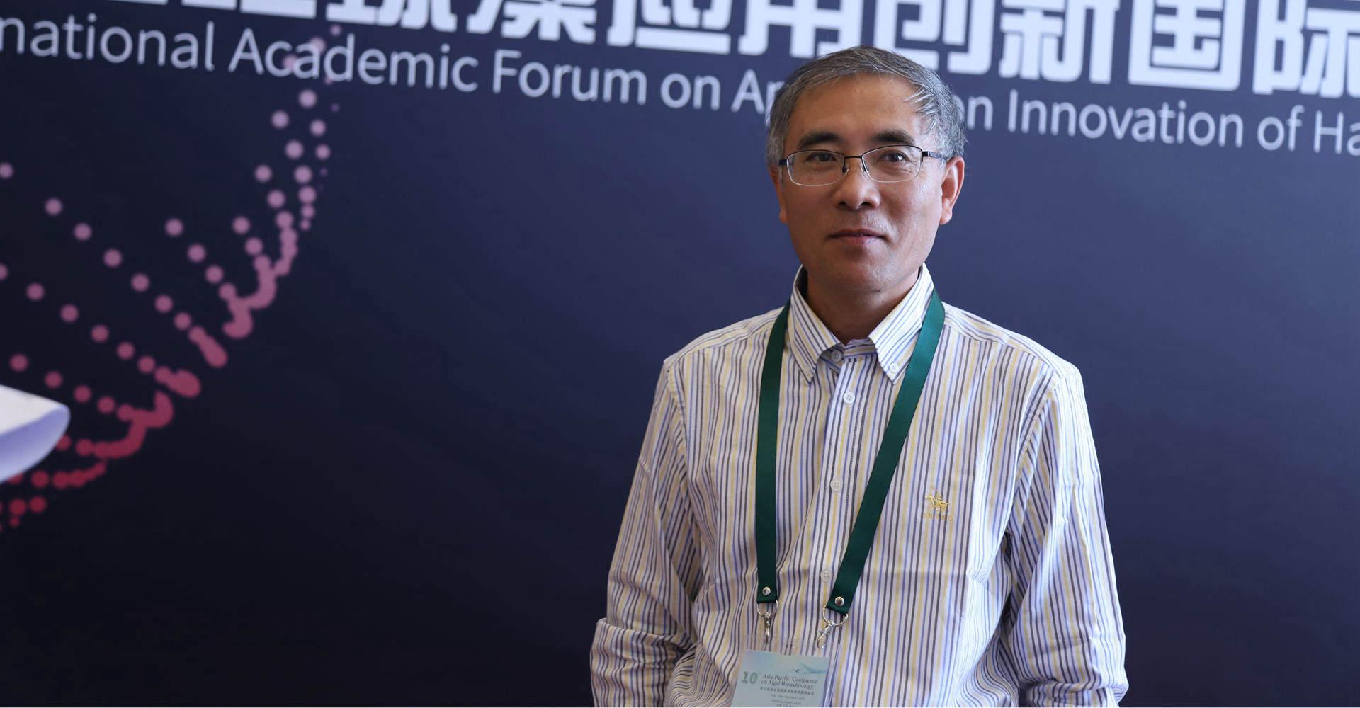 """暨南大学教授,国家""""863""""项目首席科学家张成武教授接受采访"""
