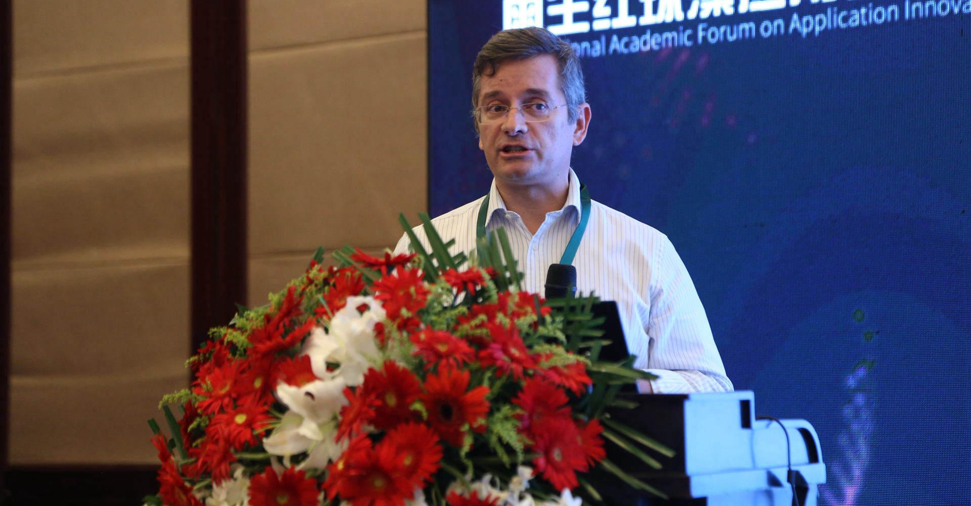 欧洲藻类生物量协会EABA负责人VitorVerdelho Vieira教授发表报告