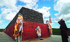 世界石书奇观 ——和日寺石经墙