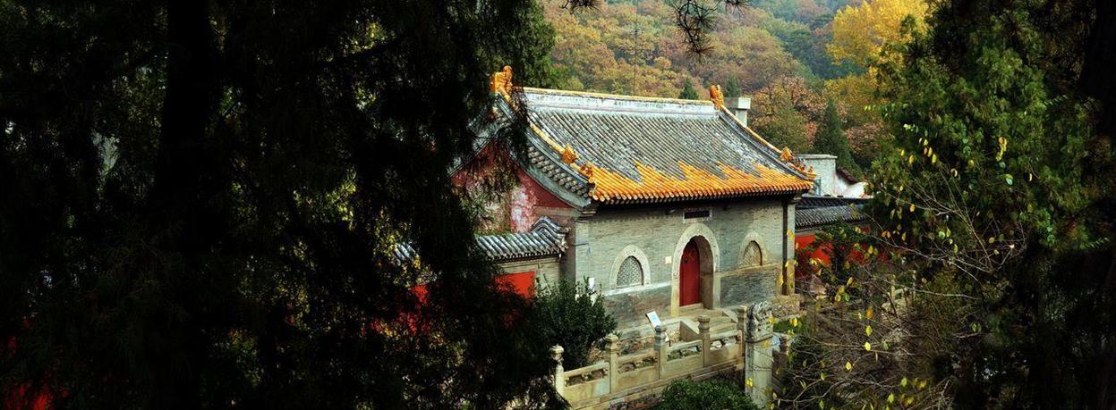 先有潭柘寺,后有北京城