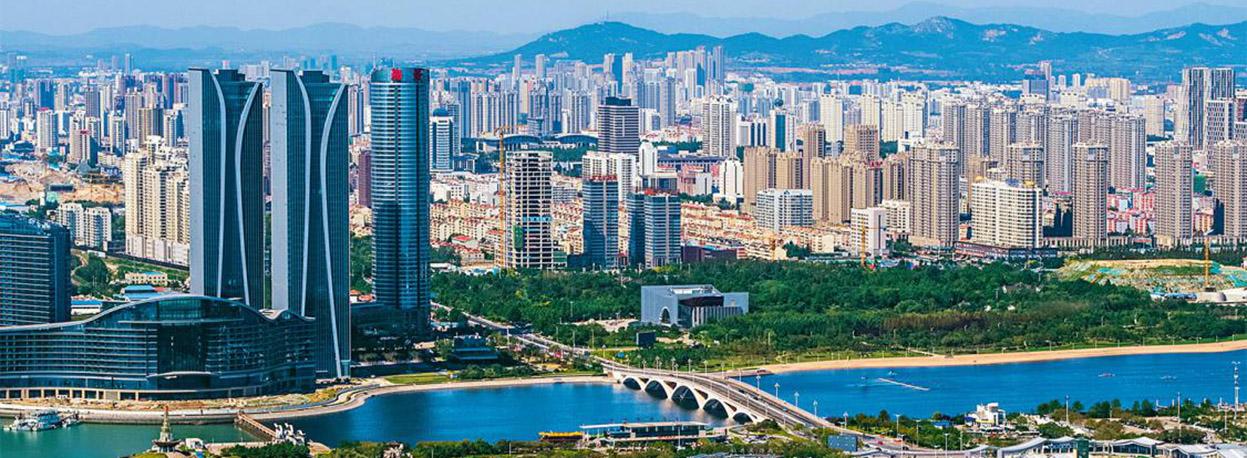 东方太阳城,北方绿茶之乡,水上运动之都