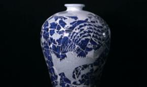 听御窑讲景德镇故事 | 由660块碎片粘接而成的瓷器长啥样?