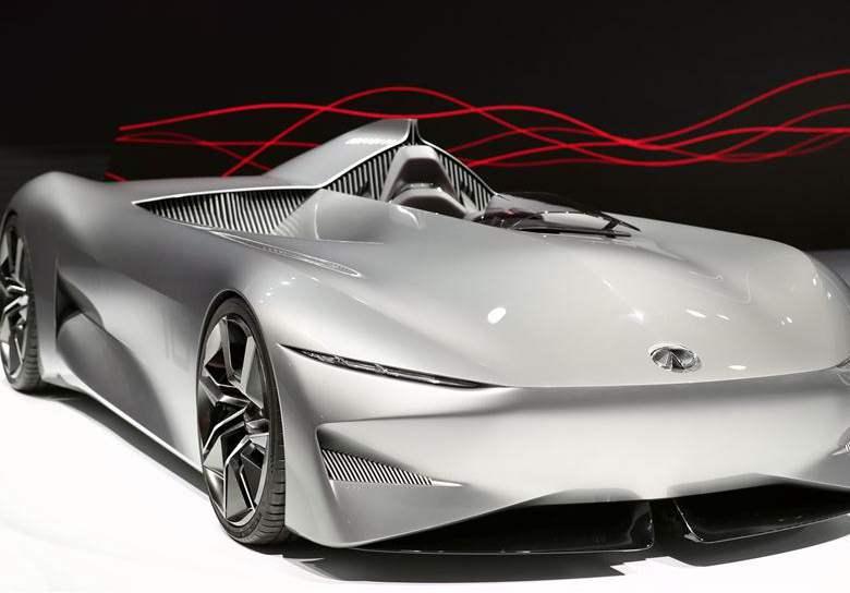 概念車亮相北美國際汽車展