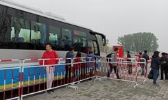 北京世園會開園半月 超六成遊客公交出行前往園區