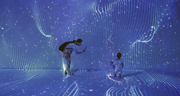 博物館裏探秘宇宙