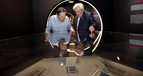 上海舉辦愛因斯坦主題展 廣義相對論部分手稿亮相