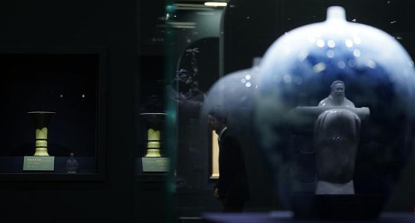 時代新章——國家博物館工藝美術作品邀請展在京開幕
