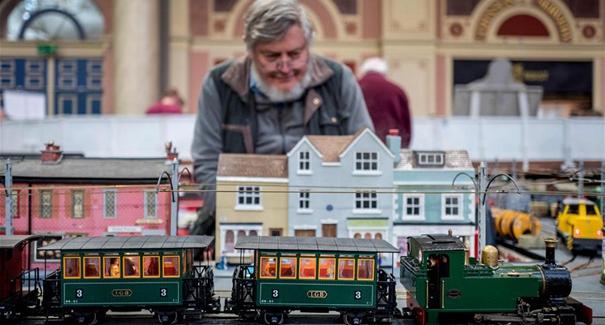 倫敦模型工程展覽會