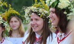 白俄羅斯:歡度伊萬·庫帕拉節