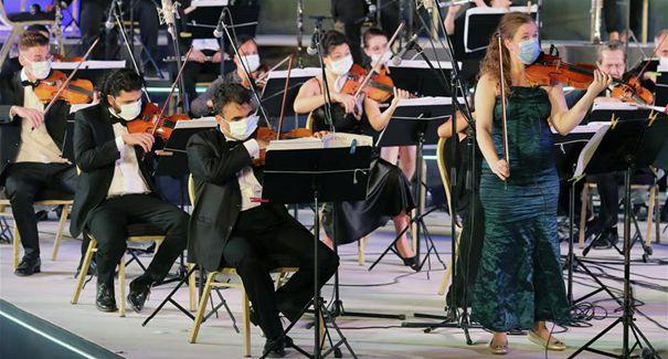 開羅歌劇院舉辦露天音樂會